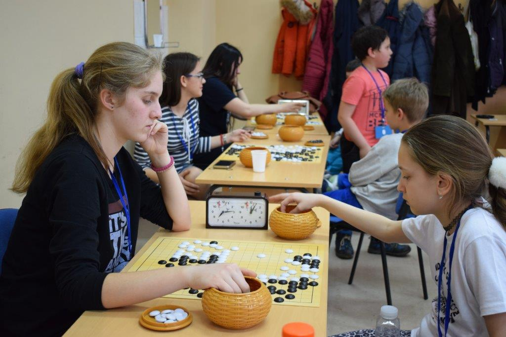 Second Project Phase: Their First games of the NIŠ OPEN 2017 (October 2017)
