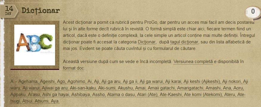 LetterA, html version