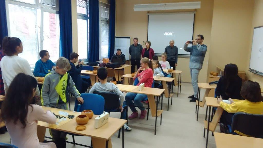 Second Project Phase: Junior Championship in Niš (October-November 2017)