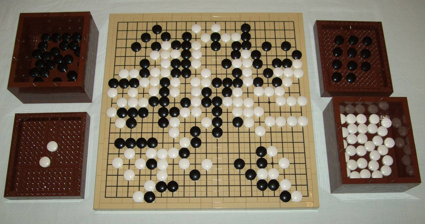 The 4th match between Lee Sedol and AlphaGo, the game of the century