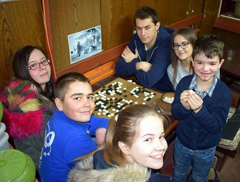 Second Project Phase: Master and Pupils during the Sretenje tournament (February 2018)