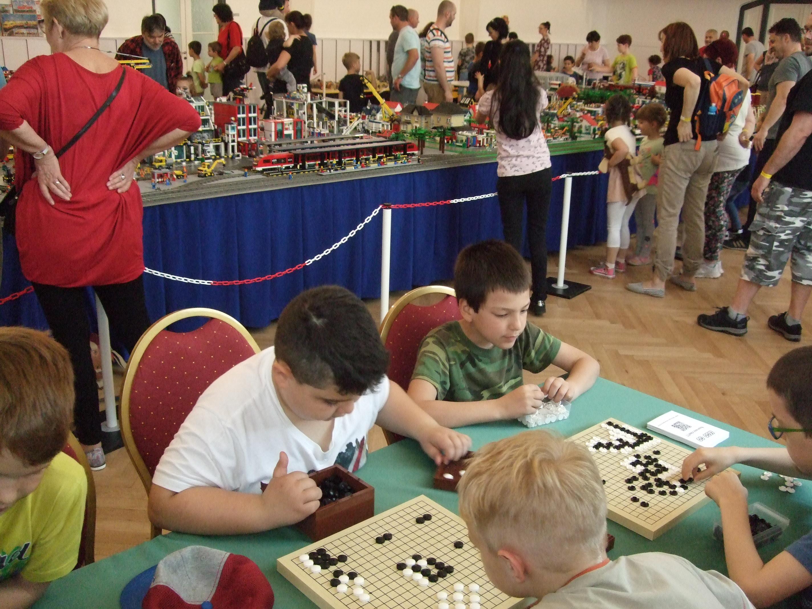 Hungarian LEGO show #2