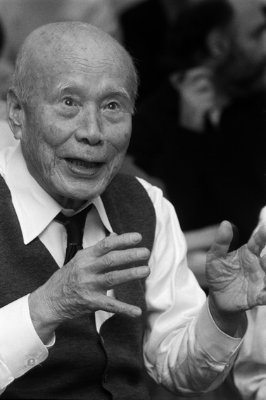 Iwamoto Kaoru, founder of the EGCC