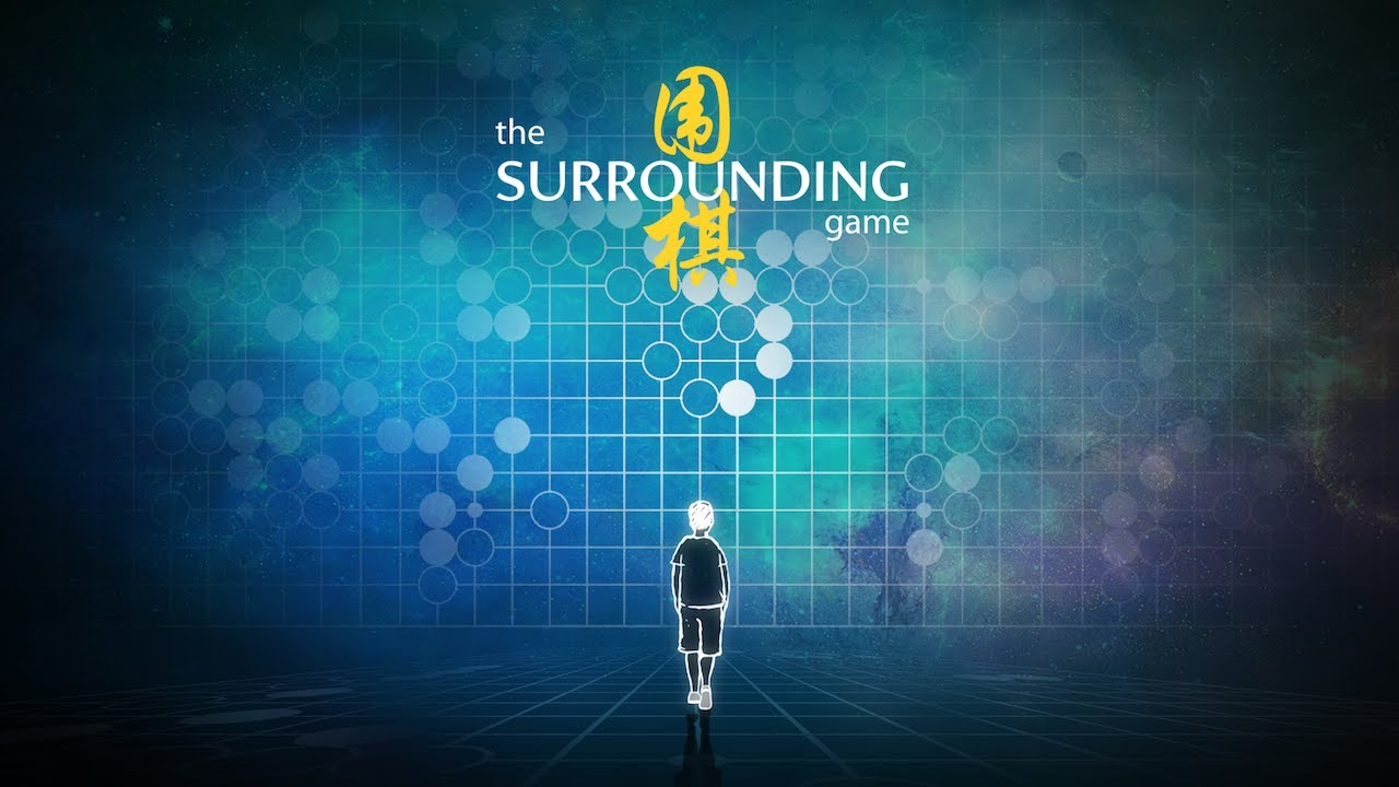 Second place 2015 The Surrounding Game